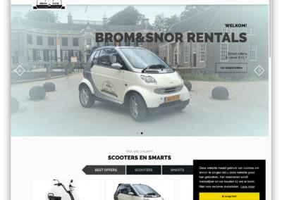 Brom & Snor Rentals